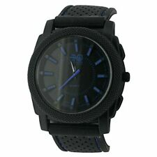 Crosshatch Gents Watch Black Dial and a Black Yellow Strap CRS ... e3ae62c8cbf