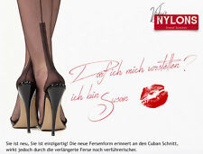 seamed nylon stockings English Stockings, Susan Heel, SEAM Suspender