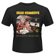 Dead Kennedys' In God We Trust ' T-SHIRT - Nuevo & Oficial