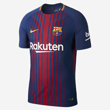 NIKE FC BARCELONA AUTHENTIC VAPOR MATCH HOME JERSEY 2017/18.