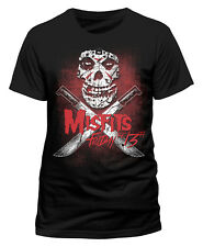 Misfits 'FRIDAY 13TH' T-SHIRT - NUOVO E ORIGINALE