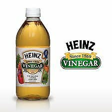 Heinz Apple Cider Vinegar without Mother Imported from USA