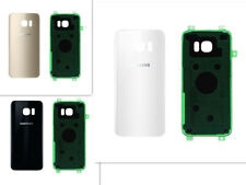 Samsung S7/S7 Edge G930/G935 Rear Glass Back Battery Cover With Adhesive