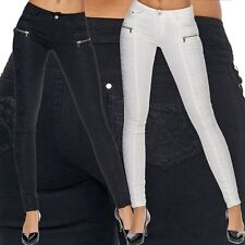 Femmes Jeans coupe slim pantalon skinny Skinny Jeans stretch taille basse tubes