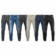 Replay Hyperflex Jeans - Replay Anbass Ajustado Vaqueros Denim - Varios Colores