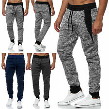 homme sweat pant Mélange Gym Pantalon de jogging entraînement sport fitness