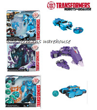 Transformers Mini-Con Deployers- Overload Backtrack/Decepticon Fracture  - New