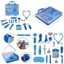 Doctor kit Pretend Play Medical Playset Roles Game Kids Boys Girls Age 3 and up