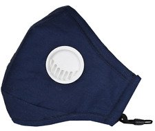 PM2.5 pollution ,dust,allergy face mask with valve respirator, Washable