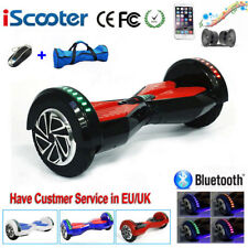 """8"""" Gyropode BLUETOOTH Hoverboard électrique Self balancing scooter Overboard"""
