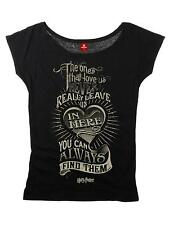 Harry Potter The Ones That Love Us Camicia per ragazza Black