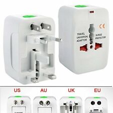 King shine® All in One Universal Power Adapter Worldwide Travel Adapter.