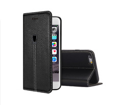 Case Cover for iPhone 8 7 6S SE 5Luxury Ultra-thin Shockproof Flip Wallet