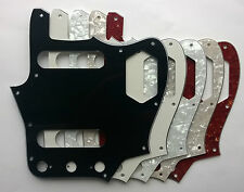 Jaguar Pickguard for Made in Japan - various colours 3 4 ply - to fit MiJ CiJ