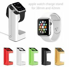 Desktop Charging Charge Stand Dock Station for Apple Watch iWatch 38mm & 42mm