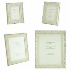 Handmade Wide Ornate Soft White Shabby Chic Vintage Picture Frames  7x5-16x12
