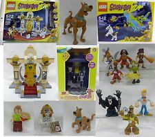 LEGO® SCOOBY DOO 75900 75901 75902 75904 SET MINIFIGURES  E ACTION FIGURE GIG
