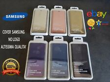 FLIP COVER LIBRO CUSTODIA Clear view 360° Specchio SAMSUNG Galaxy NOTE 8