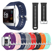 Silicone Fitness Replacement Band Wrist Strap For fitbit ionic