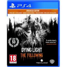 DYING LIGHT: THE FOLLOWING - ENHANCED EDITION PS4