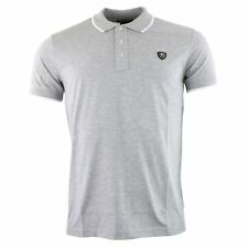 REDSKINS Polo Gris manche courte Homme WRAWAR