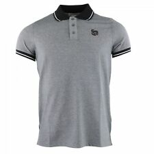 REDSKINS Polo gris Homme manche courte