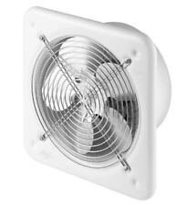 Intercambiador Ventilador Axial Extractor Pared Industrial Eficaz Poder