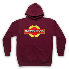 NABOOTIQUE UNOFFICIAL THE MIGHTY BOOSH NABOO COMEDY TV BABY GROW BABYGROW GIFT