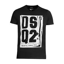 Dsquared2 Mens T- Shirt Made In Italy BNWT