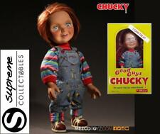 """CHILDS PLAY 15"""" TALKING CHUCKY GOOD GUY MEGA SCALE ACTION FIGURE W/SOUND MEZCO"""