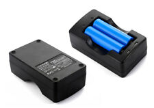 18650 2400mAh 3.7V Rechargeable Batteries Li-ion Battery charger UK Plug
