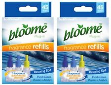Pack Of 3 Bloome Plug-In Fragrance Refills Floral Bouquet  up to 45 days