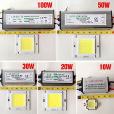 10W 20W 30W 50W 70W 100W LED Driver LED Chip Power Waterproof Supply High SMD