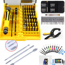 Precision Screw Driver Cell Phone Repair Tool Set Torx Tweezers Fr Mobile lot D3