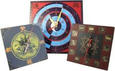 Decorative Feng Shui Wall Clock for home Choice of design