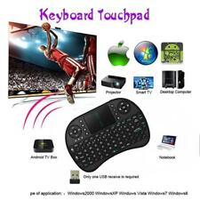 Mini teclado inalámbrico WIRELESS 2.4G + TOUCHPAD HANDHELD KEYBOARD para PC RE