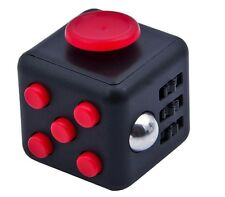 Fidget Cube Toy 2017 Adults Kids Children Anxiety Stress Relief Red Blue Best