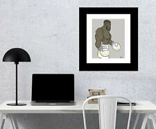 Anthony Joshua - Limited Edition Prints - Comic Art