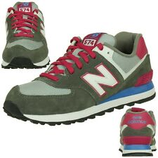 NEW BALANCE WL 574 cpwclassic BASKETS POUR FEMMES CHAUSSURE GRISE wl574cpw