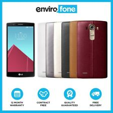 LG G4 32GB Various Colours Unlocked SIM Free Refurbished Android Smartphone