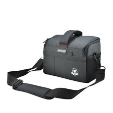 Waterproof Nylon Shoulder Camera Bag Case For Canon Nikon DSLR And Mirrorless
