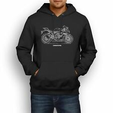 Yamaha YZF-R1 2016 Special Edition Inspired Motorcycle Art Men's Hoodie