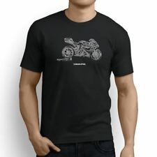 MV Agusta F4 RC 2017 Inspired Motorcycle Art Men's T-Shirt