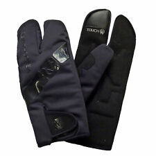 VeloChampion Winter Lobster Gloves for Cold Weather Cycling with Silicone TOUCH