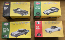 ATLAS EDITIONS CLASSIC SPORTS CAR 1:43 MODEL SELECTION IN MINT BOXED CONDITION