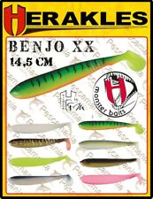 Artificiale spinning Colmic Herakles Monster bait BENJO XX Shad 14,50cm