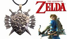 THE LEGEND OF ZELDA COLLANA LEGENDA DI ZELDA PENDANT ZERUDA MANGA NARUTO CAS:B10