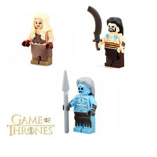 LEGO GAME OF THRONES - Minifigures