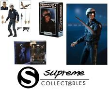 "Terminator 2 Ultimate T-1000 Motorcycle Cop 7"" Action Figure NECA New Boxed"