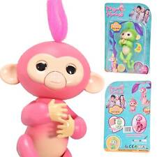 Kids Interactive Toy Finger Monkey lings Lighting Effect Xmas Gift Christmas Toy